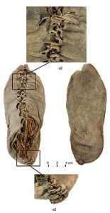 200px-Chalcolithic_leather_shoe_from_Areni-1_cave