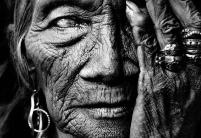 Old woman image-1