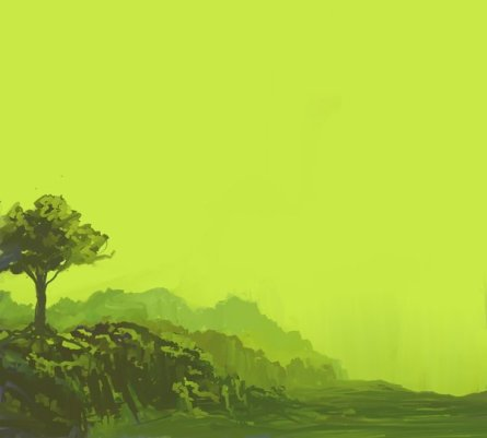 Speed_Painting_2___Green_by_HungryHippos