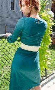 teal dress 4