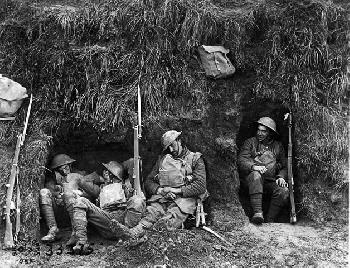 WW1_sleeping_arrangements