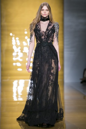 Reem Acra Fashion Show Ready To Wear Collection Fall Winter 2015 in New York